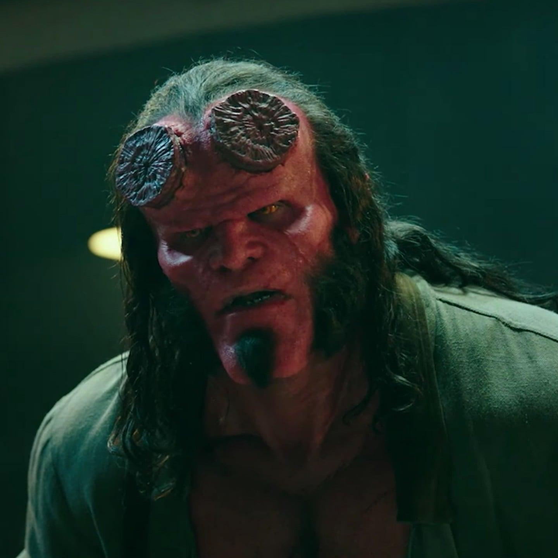 """¡Ya Puedes Ver El Primer Tráiler Del Reboot De """"Hellboy"""""""