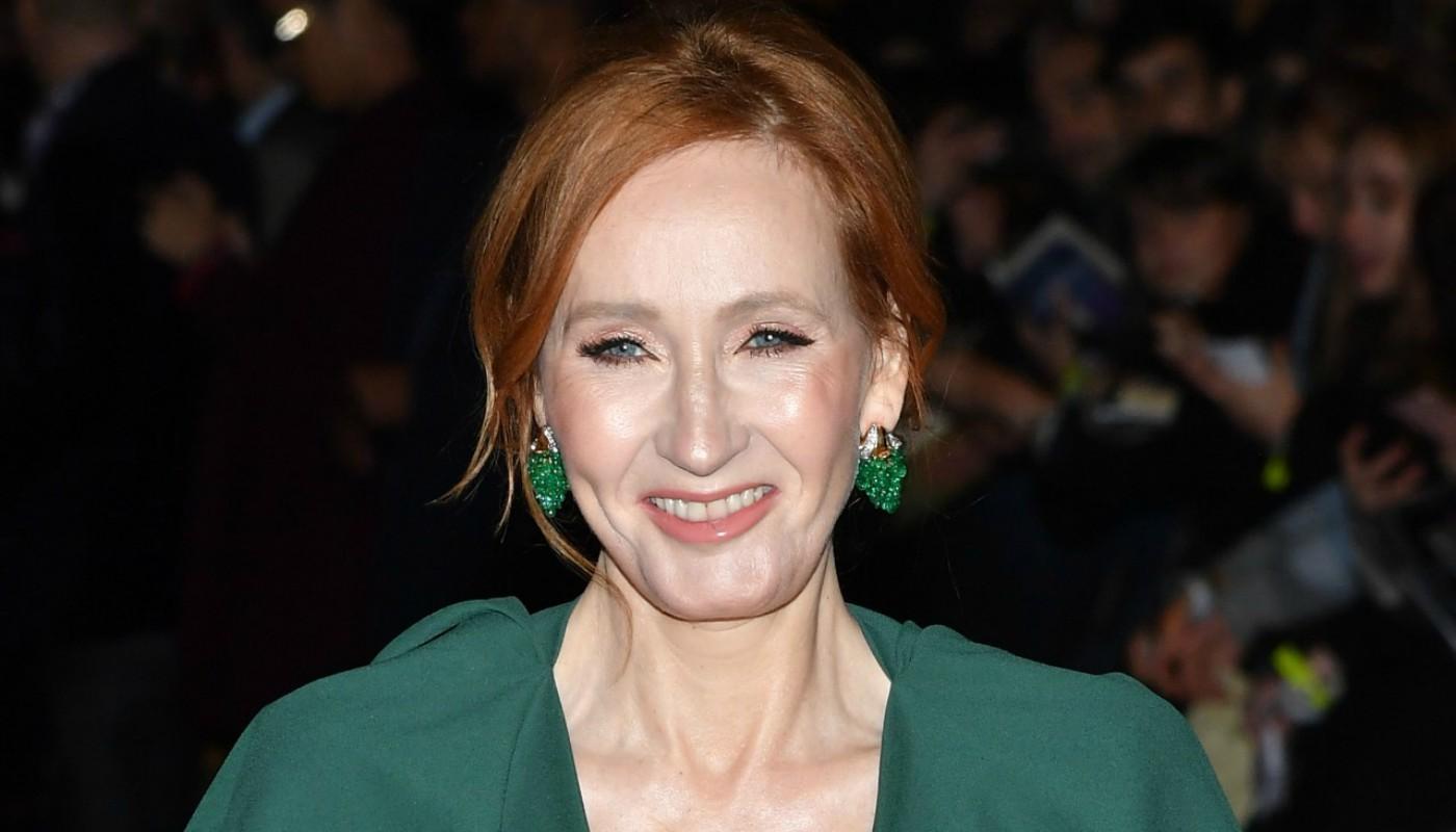 J. K. Rowling Dumbledore
